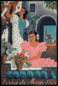 Cartel Feria Mayo 1936