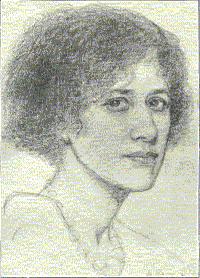 Renée Lafont hacia 1923