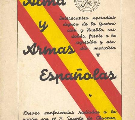 Alma y armas españolas