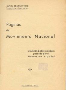 Páginas del Movimiento Nacional
