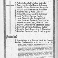 Almodóvar del Rio, 1936.
