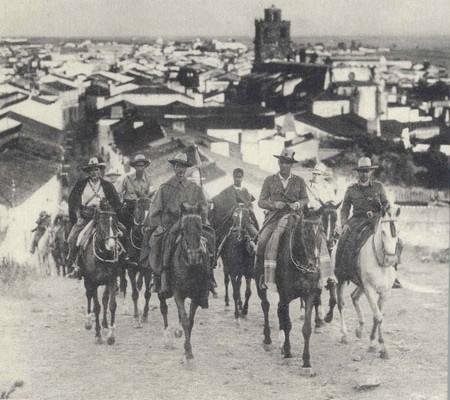 La campaña de Andalucía