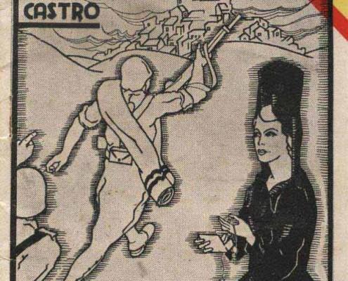 Estampas de guerra: Espejo, Castro