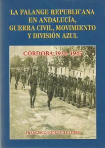 La Falange republicana en Andalucía, guerra civil