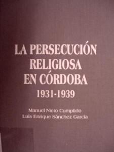La persecución religiosa en Córdoba